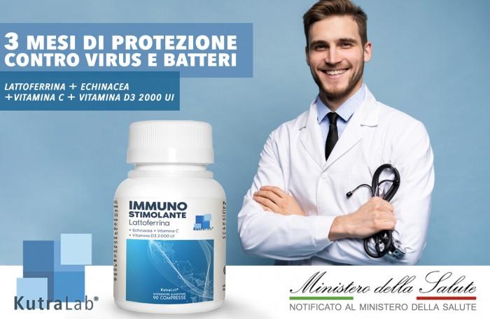 Protezione Totale Contro Virus e Batteri